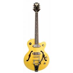 Epiphone Wildkat Bigsby Tremolo Elektro Gitar (Antique Naturel)