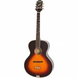 Epiphone Zenith Hollow-Body Vintage Sunburst Elektro Gitar