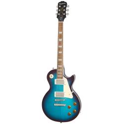 EpiphoneLes Paul Standard Plustop Pro Elektro Gitar (Blueberry)