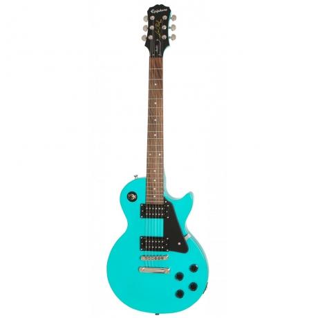 EpiphoneLes Paul Studio Elektro Gitar (Turquoise)<br>Fotoğraf: 1/3