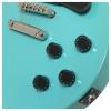 EpiphoneLes Paul Studio Elektro Gitar (Turquoise)<br>Fotoğraf: 2/3