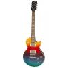 EpiphoneLimited Edition Les Paul Tribute Plus Elektro Gitar (Rainbow)<br>Fotoğraf: 1/3