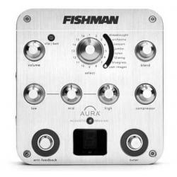 Fishman Aura Spectrum DI Akustik Preamp Pedalı