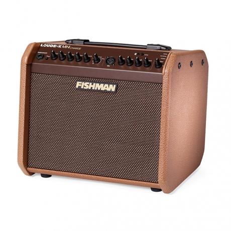 Fishman Loudbox Mini Charge Akustik Gitar Amfi<br>Fotoğraf: 3/4