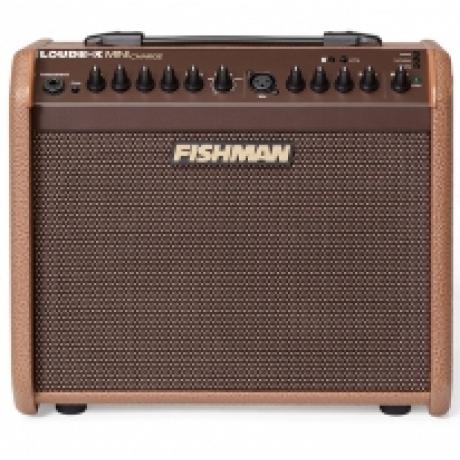 Fishman Loudbox Mini Charge Akustik Gitar Amfi<br>Fotoğraf: 1/4