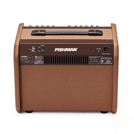 Fishman Loudbox Mini Charge Akustik Gitar Amfi<br>Fotoğraf: 4/4