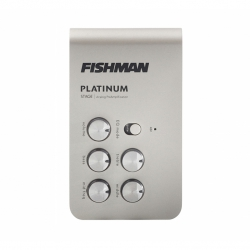 Fishman Platinum Stage EQ/DI Analog Preamp Pedal