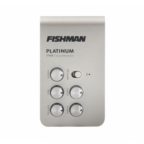 Fishman Platinum Stage EQ/DI Analog Preamp Pedalı<br>Fotoğraf: 1/4
