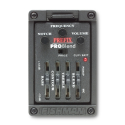 Fishman Prefix Pro Blend Wide Matrix