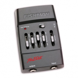 Fishman Pro EQ 2 PreAmp ve Equalizer