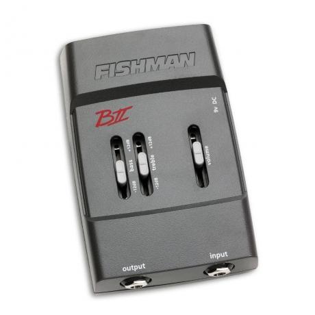 Fishman PRO MOD BA2 Akustik Preamp<br>Fotoğraf: 1/1