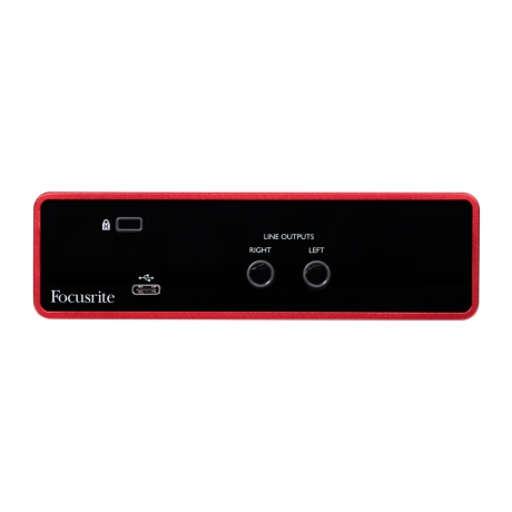 Focusrite Scarlett Solo Gen 3 USB Ses Kartı<br>Fotoğraf: 2/9
