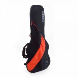 Fusion FG-02-O Funksion Turuncu Bas Gitar Gigbag