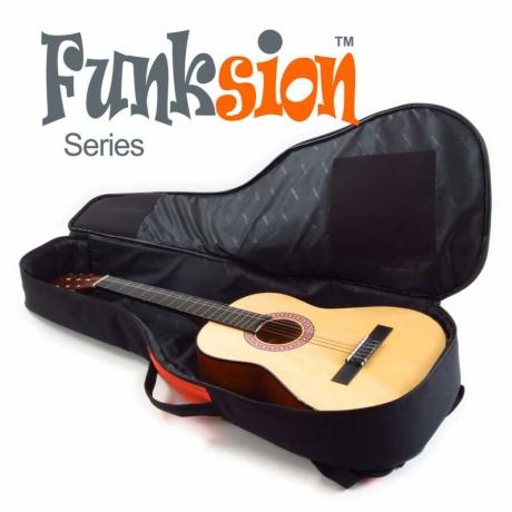 Fusion FG-04-B Funksion Mavi Klasik Gitar Gigbag<br>Fotoğraf: 2/2
