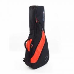 Fusion Funksion Dreadnought Akustik Gitar Gig Bag ( Turuncu )