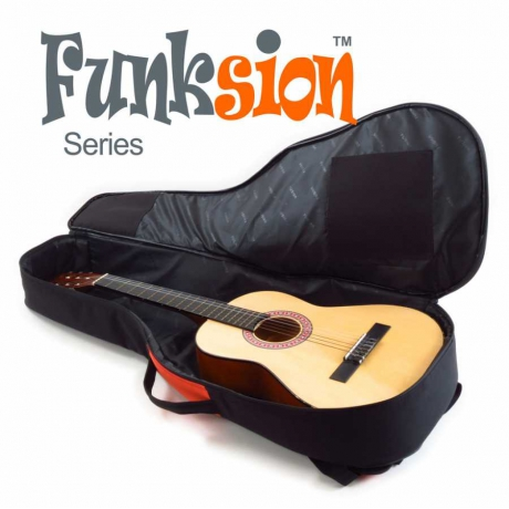 Fusion Funksion Klasik Gitar Gig Bag ( Mavi )<br>Fotoğraf: 2/2