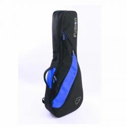Fusion Funksion Klasik Gitar Gig Bag ( Mavi )