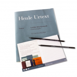 G. Henle Verlag Repertuar ve Kırtasiye Seti
