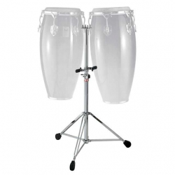 Gibraltar Hardware 9517 Double Braced Double Conga Stand