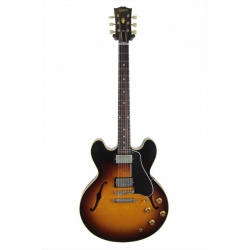 Gibson 1958 ES-335 VOS 58 Burst Elektro Gitar