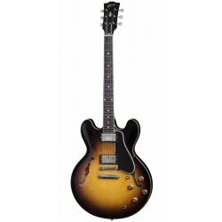 Gibson 1959 ES-335 VOS Historic Burst Elektro Gitar