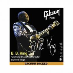 Gibson B. B. King Signature Elektro Gitar Teli (10-54)