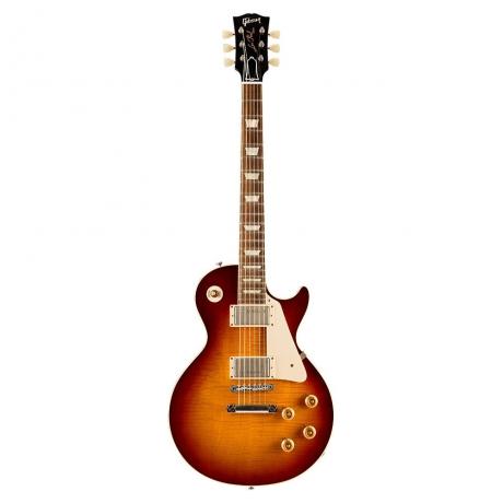 Gibson Custom Shop LPR94VOBBNH1 1959 Les Paul Reissue Elektro Gitar (Bourbonburst)<br>Fotoğraf: 1/5