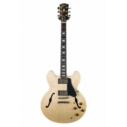 Gibson ES-335 Figured Elektro Gitar (Natural)