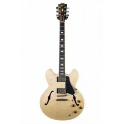 Gibson ES 335 Figured Top Natural Elektro Gitar