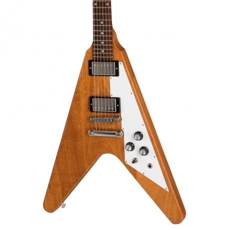 Gibson Flying V 2019 Elektro Gitar (Antique Natural)<br>Fotoğraf: 5/6