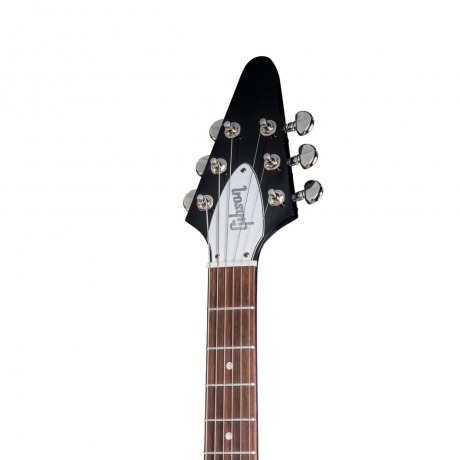 Gibson Flying V Elektro Gitar (Aged Cherry)<br>Fotoğraf: 4/4