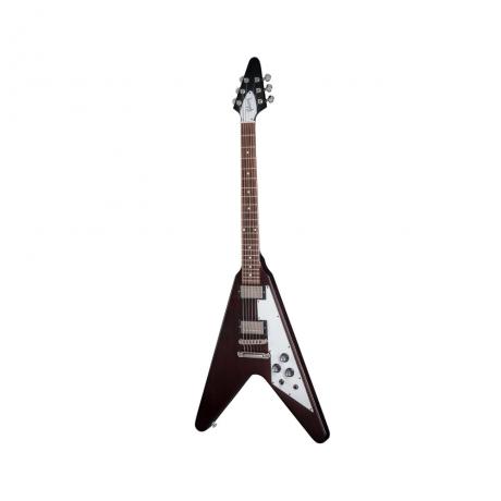 Gibson Flying V Elektro Gitar (Aged Cherry)<br>Fotoğraf: 1/4