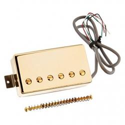 Gibson IM98T-GH 498t Hot Alnico Gold Kapak Bridge Manyetiği