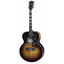 Gibson J-200 Standard Akustik Gitar (Vintage Sunburst)