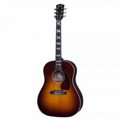 Gibson J-45 Progressive Elektro Akustik Gitar (Autumn Burst)