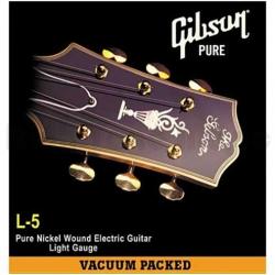 Gibson L-5  Pure Nickel Elektro Gitar Teli (10-46)