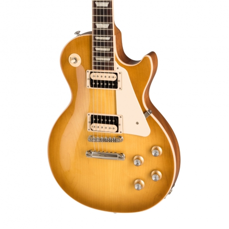Gibson Les Paul Classic 2019 Elektro Gitar (Honeyburst)<br>Fotoğraf: 3/5