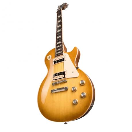 Gibson Les Paul Classic 2019 Elektro Gitar (Honeyburst)<br>Fotoğraf: 2/5