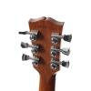 Gibson Les Paul Modern Elektro Gitar (Faded Pelham Blue)<br>Fotoğraf: 4/4