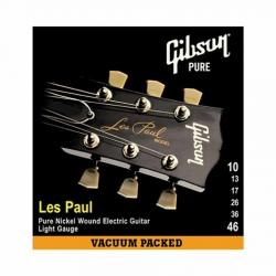 Gibson Les Paul SEG-LP10 Elektro Gitar Teli (10-46)