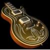 Gibson Les Paul Shop Billy Gibbons 1957 Elektro Gitar (Goldtop)<br>Fotoğraf: 2/4