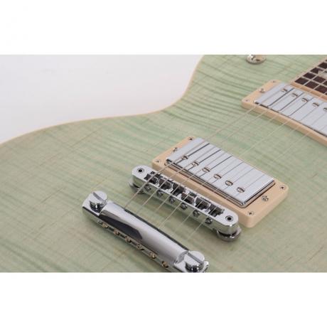 Gibson Les Paul Standard 2019 Elektro Gitar (Seafoam Green)<br>Fotoğraf: 4/7