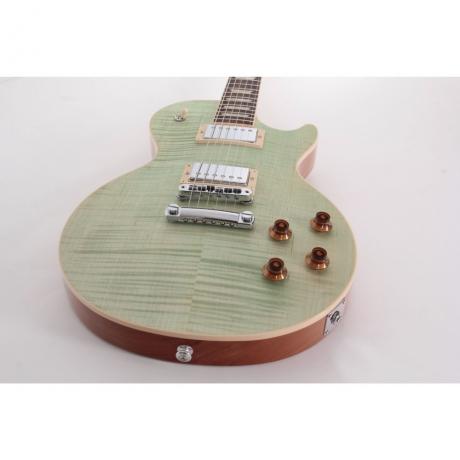 Gibson Les Paul Standard 2019 Elektro Gitar (Seafoam Green)<br>Fotoğraf: 5/7