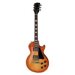 Gibson Les Paul Studio 2019 Elektro Gitar (Tangerine Burst)