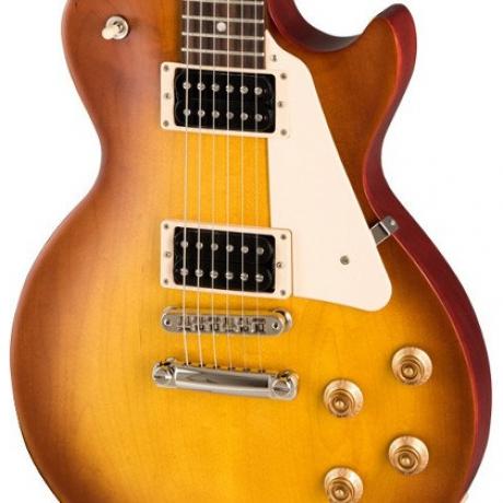Gibson Les Paul Studio Tribute 2019 Elektro Gitar (Satin Iced Tea)<br>Fotoğraf: 2/4