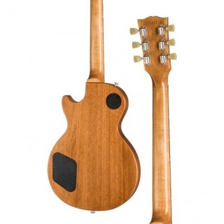 Gibson Les Paul Studio Tribute 2019 STB Elektro Gitar (Satin Tobacco Burst)<br>Fotoğraf: 3/4