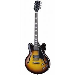 Gibson Memphis ES-339 Elektro Gitar (Sunset Burst)