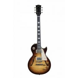 Gibson Memphis ES-Les Paul Elektro Gitar (Tobacco Burst)