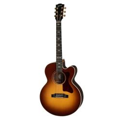 Gibson Parlor M Elektro Akustik Gitar (Rosewood Burst)