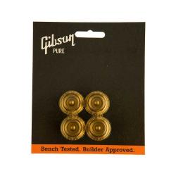 Gibson Potans Başlıkları Gold ( 4 Adet )